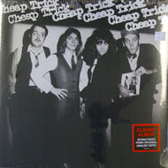 "Cheap Trick Vinyl 12"" (New)"