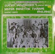 "Lucky Millinder's Orchestra Vinyl 12"" (New)"