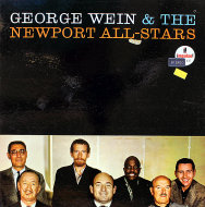 "George Wein & The Newport All-Stars Vinyl 12"" (Used)"
