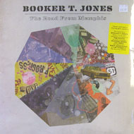 "Booker T. Jones Vinyl 12"" (New)"