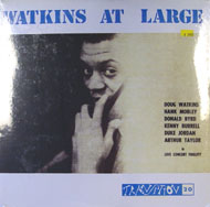 "Doug Watkins Vinyl 12"" (New)"