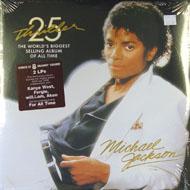 """Michael Jackson Vinyl 12"""" (New)"""
