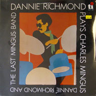 "Dannie Richmond Vinyl 12"" (New)"