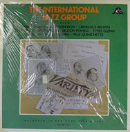 "The International Jazz Group Vinyl 12"" (Used)"