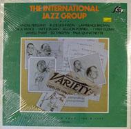 "The International Jazz Group Vinyl 12"" (New)"