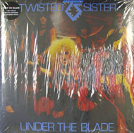 "Twisted Sister Vinyl 12"" (New)"
