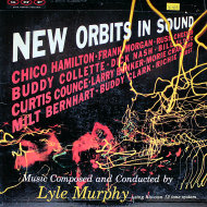 "New Orbits In Sound Vinyl 12"" (Used)"