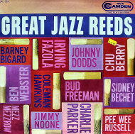 "Great Jazz Reeds Vinyl 12"" (Used)"