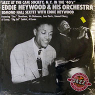 "Eddie Heywood & His Orchestra Vinyl 12"" (New)"