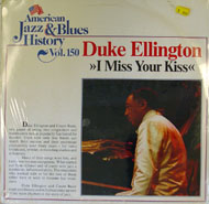"I Miss Your Kiss Vinyl 12"" (New)"