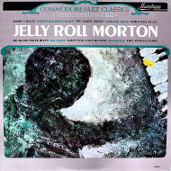 "Jelly Roll Morton Vinyl 12"" (Used)"