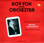 "Roy Fox And His Orchestra Vinyl 12"" (Used)"