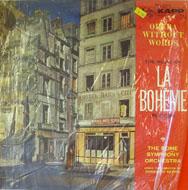 "Puccini Vinyl 12"" (Used)"