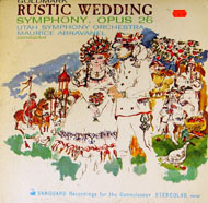 """Landliche Hochzeit Vinyl 12"""" (Used)"""