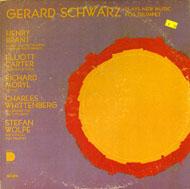 "Gerard Schwarz Vinyl 12"" (Used)"