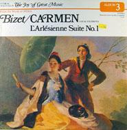 """Georges Bizet Vinyl 12"""" (Used)"""