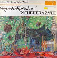 """Nikolai Rimski-Korsakov Vinyl 12"""" (Used)"""