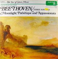 """Ludwig Van Beethoven Vinyl 12"""" (Used)"""