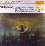 "Richard Wagner Vinyl 12"" (Used)"
