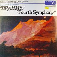 """Johannes Brahms Vinyl 12"""" (Used)"""