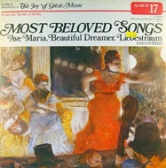 """Most Beloved Songs Vinyl 12"""" (Used)"""