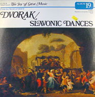 "Antonin Dvorak Vinyl 12"" (Used)"