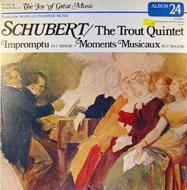 "Franz Schubert Vinyl 12"" (Used)"
