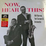 "Bill Barron / Ted Curson Vinyl 12"" (New)"