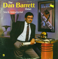 "The Dan Barrett Octet Vinyl 12"" (Used)"