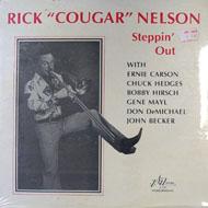 """Rick """"Cougar"""" Nelson Vinyl 12"""" (New)"""