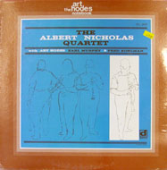 "The Albert Nicholas Quartet Vinyl 12"" (New)"
