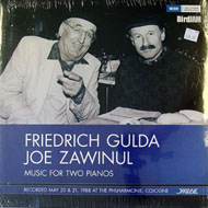 "Friedrich Gulda / Joe Zawinul Vinyl 12"" (New)"