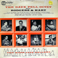 "The Dave Pell Octet Vinyl 12"" (Used)"