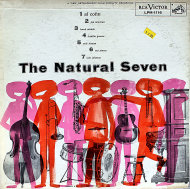 "The Natural Seven Vinyl 12"" (Used)"