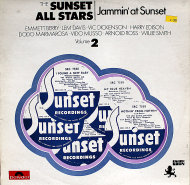 "The Sunset All Stars Vinyl 12"" (Used)"