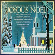 """Joyous Noel Vinyl 12"""" (Used)"""