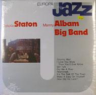 """Dakota Staton / Manny Albam Big Band Vinyl 12"""" (New)"""