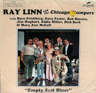 "Ray Linn And The Chicago Stompers Vinyl 12"" (New)"