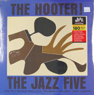 "The Jazz Five Vinyl 12"" (New)"