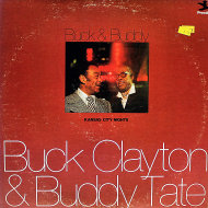 "Buck Clayton / Buddy Tate Vinyl 12"" (Used)"
