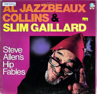 "Steve Allen's Hip Fables Vinyl 12"" (Used)"