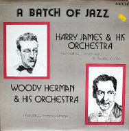 """Harry James / Woody Herman Vinyl 12"""" (Used)"""