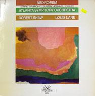 """Ned Rorem Vinyl 12"""" (Used)"""