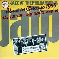 "Jazz At The Philharmonic: Blues In Chicago 1956 Vinyl 12"" (Used)"