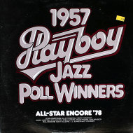 "1957 Playboy Jazz Poll Winners: All Star Encore '78 Vinyl 12"" (Used)"