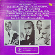 "The Big Bands 1933 Vinyl 12"" (Used)"