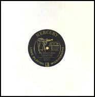 "Norman Granz / Oscar Peterson Vinyl 10"" (Used)"
