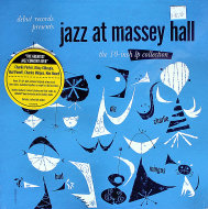 "Jazz At Massey Hall Vinyl 10"" (New)"