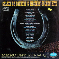 "Galaxy Of Country & Western Golden Hits Vinyl 12"" (Used)"