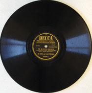 Ink Spots / Ella Fitzgerald 78